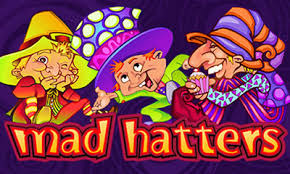 Wonder land of Mad Hatter
