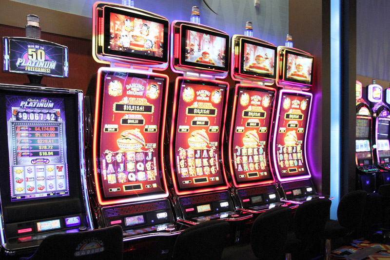 The 5 best online slots with automatic turns