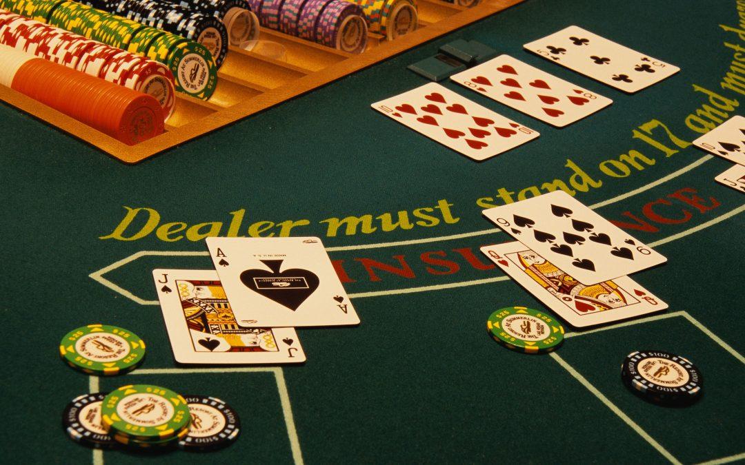 The Ultimate Secret to Winning Blackjack.
